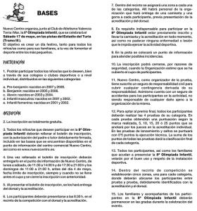 BASES MINIOLIMPIADA 2014 WEB